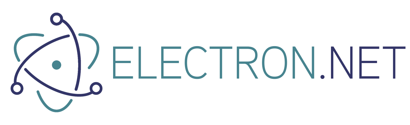 Electron.NET - Getting Started