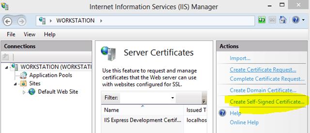Code Inside Blog   Zertifikate finden, erstellen und exportieren