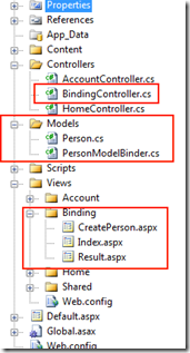 Code Inside Blog | HowTo: From the view to the controller in